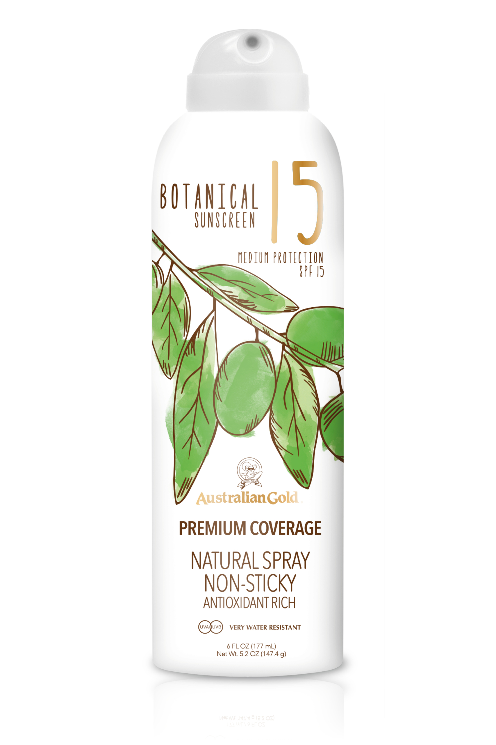 Botanical faktor 15 spray