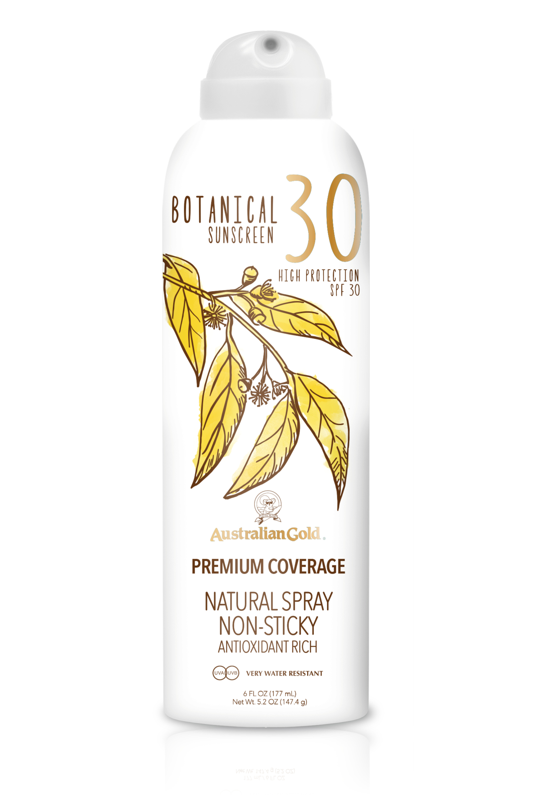 Botanical faktor 30 spray