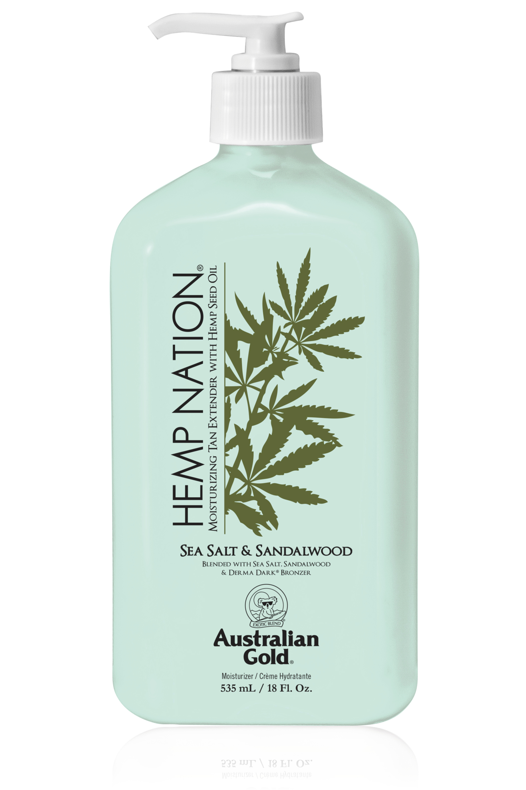 Bodylotion - Sea Salt & Sandalwood