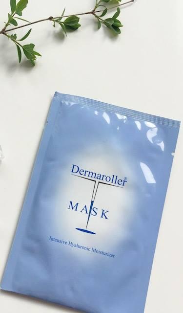 Dermaroller mask 1 stk.
